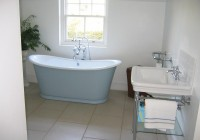 Example Of A Completed Bathroom