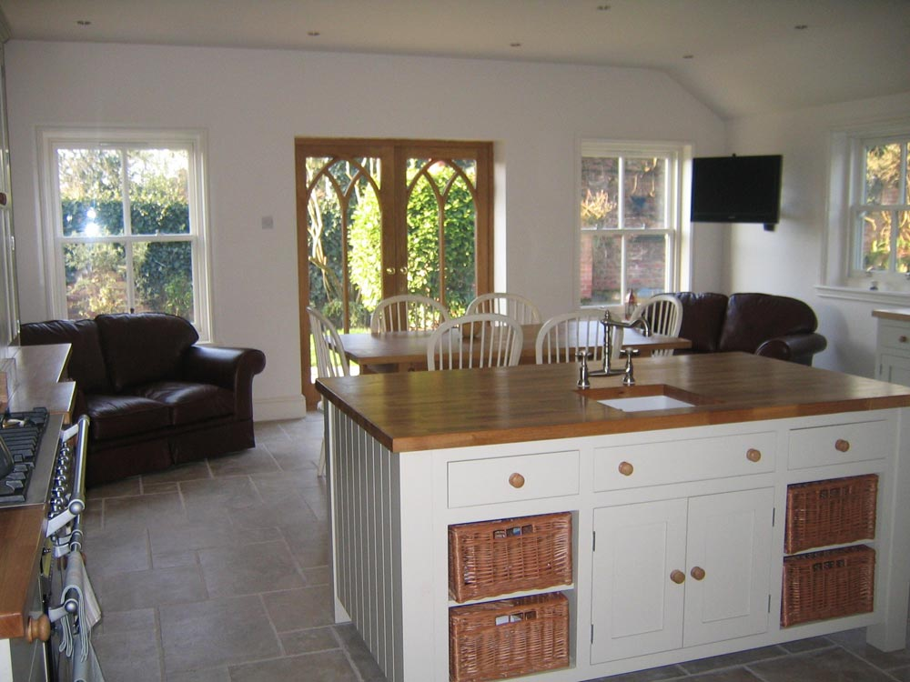 Example Of A Completed Kitchen