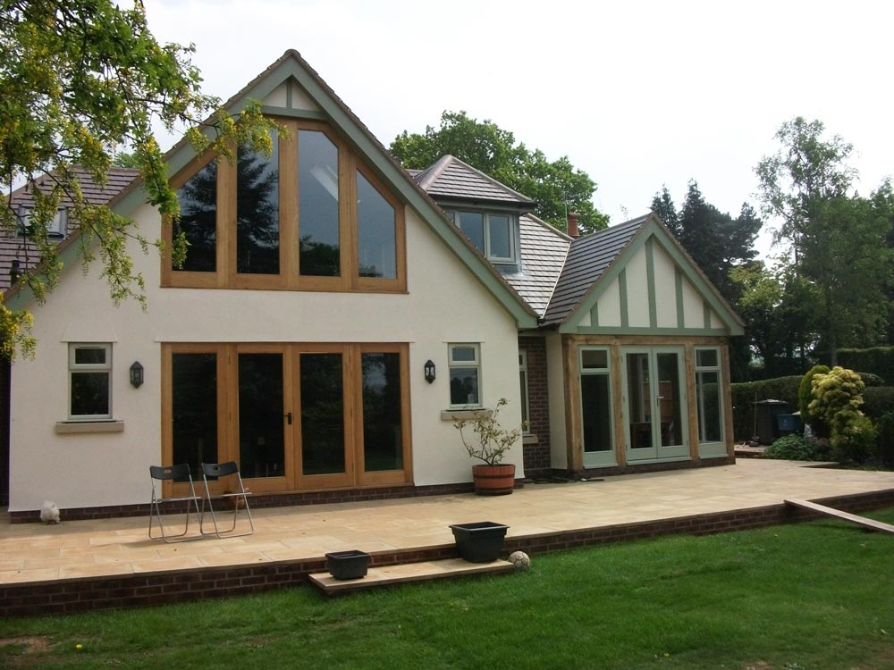 Bungalow - After Extension & Refurbishment