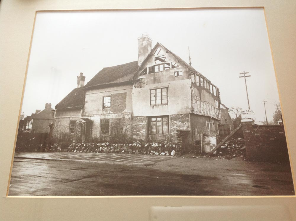 Original Photograph Of The Listed Building